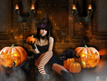 Halloween Party by tinca2