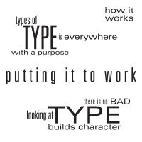 what is typography by piratewench831