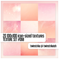 Texture Set 068 by twinstrikeish