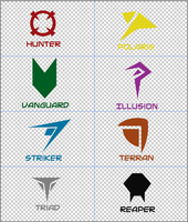 Team Insignias by Dualmask
