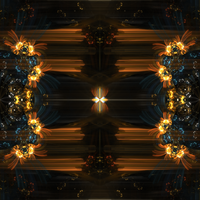 Inline - Fractal Art by CMWVisualArts