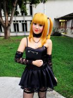 Misa Amane Cosplay by Windelle