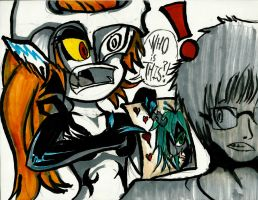 Midna found out.(Starring Midna and Midnalover101) by OlightningX