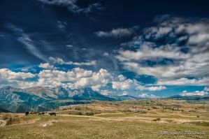 Out in the Open Mountains - Durmitor by A101Photography