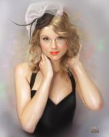 Taylor Swift by SoulOfDavid