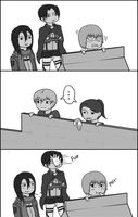 Shingeki no Kyojin - Dream by ShadowCutie1
