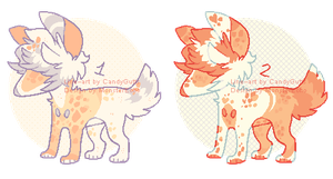 Small Adopts CLOSED! by MonsterEcho