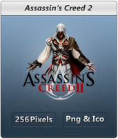 Assassin's Creed 2 - Icon by Crussong