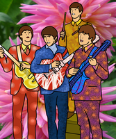 The Beatles by Chloemew4ever
