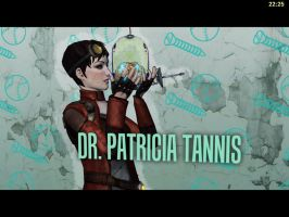 Patricia Tannis by Lysc