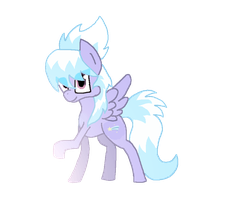 Cloudchaser by Flaamez