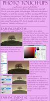 Photo Enhancement Tut by luckydesigns