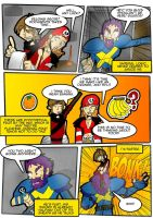 Briar Page Two by superultimateomega