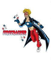 Firecracker by kidflashsupreme
