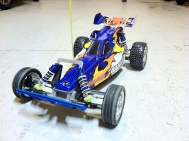 Traxxas Bandit LM 2 by p38lightning7