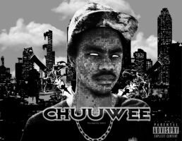 Rapper Chuuwee Visual by ThaMaJesticArtist