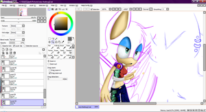 Wip 1 Rouge by rouge2t7