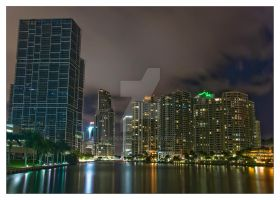 Miami Downtown 1 by bandesz99