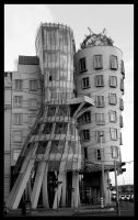 The Dancing House by ShinaKhan