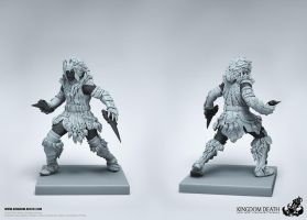 White Lion Armor Kit (male) 01 by HecM