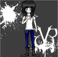 Andy Sixx BVB by AngelNightmare1441