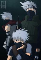 Kakashi s life I COLOR by themnaxs