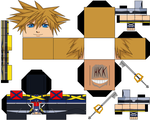 Sora by hollowkingking