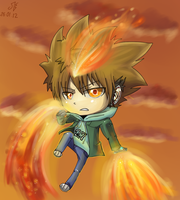 Tsuna by Reroro-GC