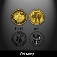 Viki Coinage by AncientSources