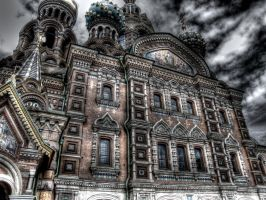 on the spilled blood by theCrow65