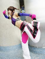 Juri Han Cosplay by Chukairi