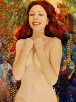Klimt Smile by Canankk