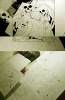 Preview of my comic project... by amilcar-pinna