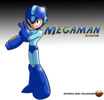 Megaman Final by TotalMayhem