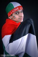 Proud to be Emirati by T-hageed