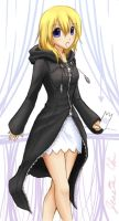 Namine: Organization XIII by Independance382