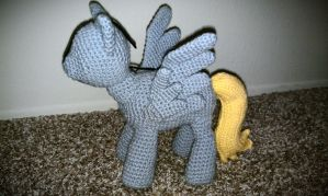 WIP - Derpy Hooves by LucreziaNatas