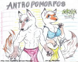 Antropomorfos by thecooler