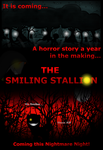 The Smiling Stallion Poster by robbieagray