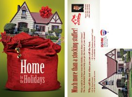 holiday real estate campaign 1 by TonyDennison