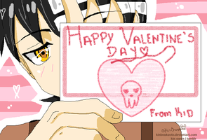 .:Happy V-Day from Kiddo:. by Nezusagi