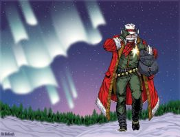 2009 McChristmas Greeting Card by Attn2DTale