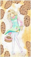 Some Cookies by pinkisopropyl-chan