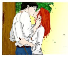 Harry and Ginny by xxRaexx