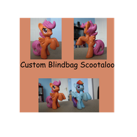 Scootaloo Custom Blind Bag by Xaphriel