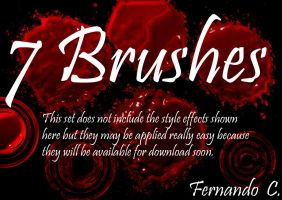7 Brushes by ThaMex4lif3