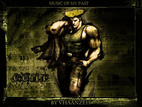 Music of My Past by Vhaanzeit