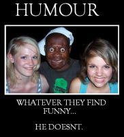 HUMOUR demotivational poster by double-DJ