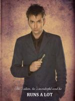 - The Tenth Doctor - by DT08plusSteven
