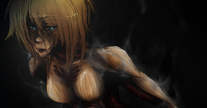 Female Titan by Lokymew